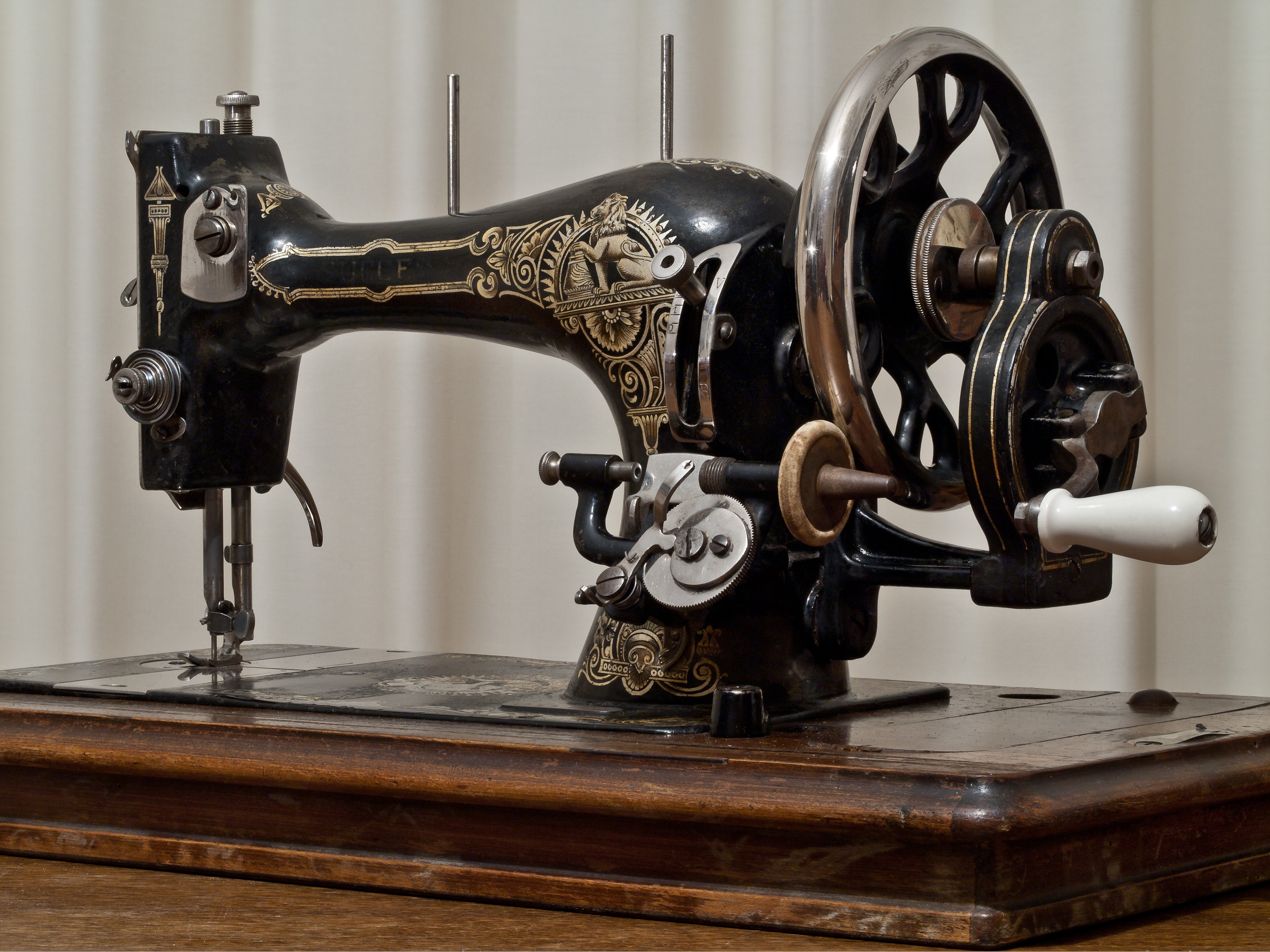 Succes_vintage_sewing_machine