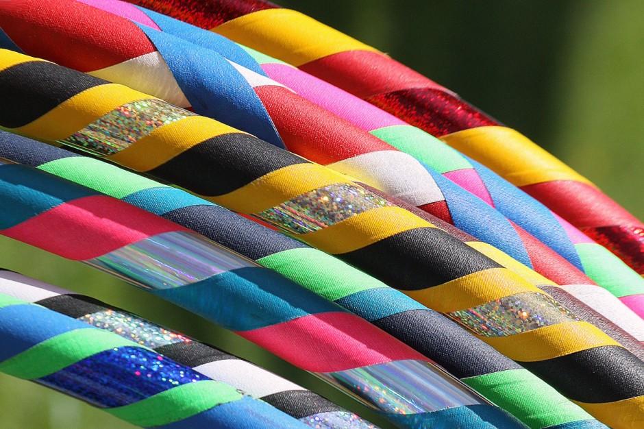 hula-hoops